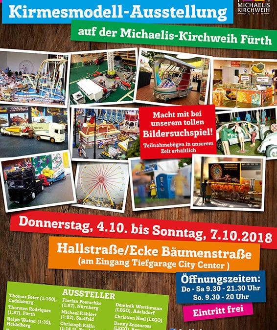 Kirmesmodellausstellung Michaelis-Kirchweih in Fürth